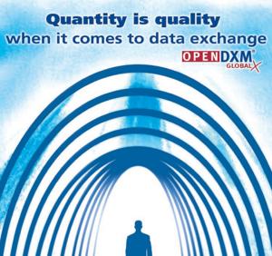 OpenDXM GlobalX Data Exchange