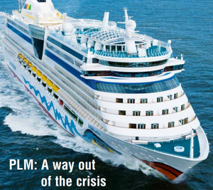 PLM - A Way out of the Crisis