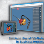 3D Data in Business Processes