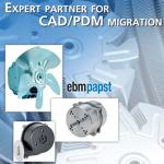 PROSTEP EBM PAPST CAD PDM Migration