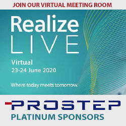 Realize Live 2020 - PROSTEP Virtual Meeting Room