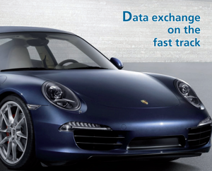PROSTEP PORSCHE Data Exchange