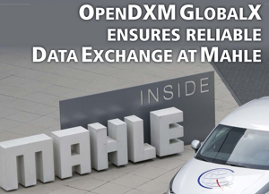 Data Exchange at MAHLE - PROSTEP