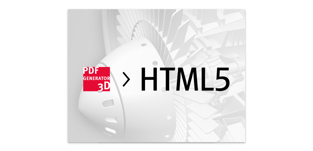 3D to HTML5