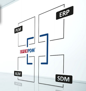 OpenPDM Connecting Systems