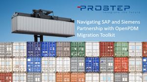 SAP SIEMENS Partnership