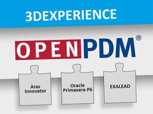 OpenPDM 3DEXPERIENCE Integration