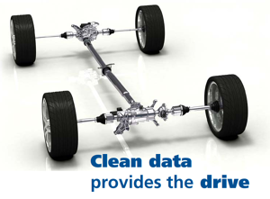 Clean Data Provides the Drive - GKN PROSTEP