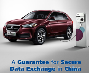 Secure DX in China