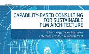 PROSTEP White Paper - Capability Based Consulting for Sustainable PLM Architecture