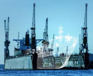 PROSTEP Digital Twin Shipbuilding