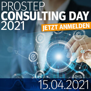 PROSTEP Consulting Day 2021