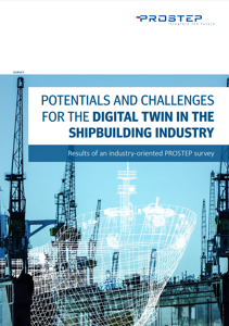 Whitepaper - Potentials and Challenges for the Digital Twin in the Shipbuilding Industry